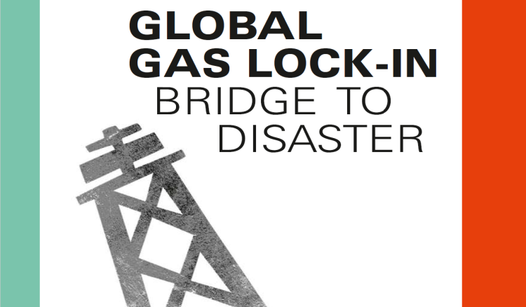 Publicação Global Gas Lock-in: Bridge to nowhere