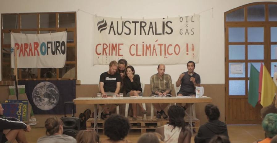 """Vídeo do Plenário """"A Luta Contra Gás Fóssil"""""""