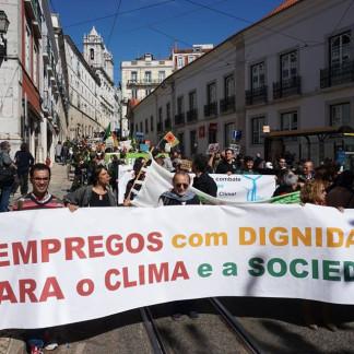 Uma campanha para a Transição Energética Justa