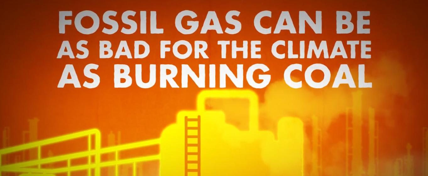 Curta de animação: 4. Largar o Carvão sem agarrar o Gás!