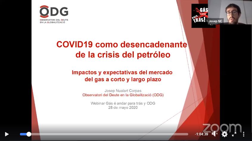 Webinar: Como é que os mercados de gás foram impactados pelo Covid-19?